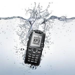 Промок телефон