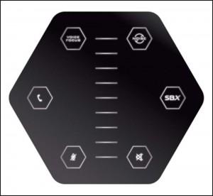 Сенсорная панель CREATIVE AXX SBX-20