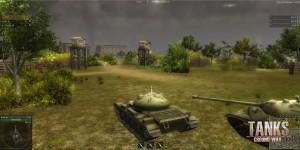Играть в танки онлайн