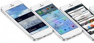 Центр управления iOS7