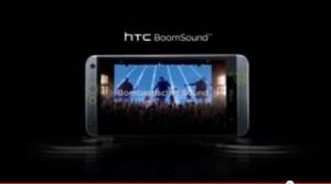 htc boom sound