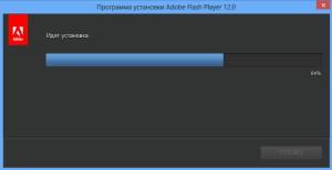 Скачать и установить Flash Player